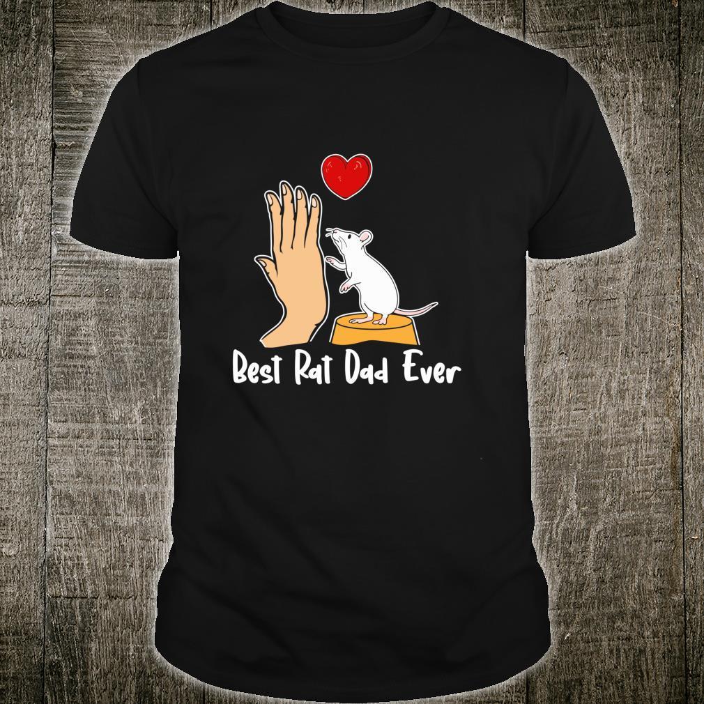 Best Rat Mom Ever Rat Mom Best Mom Mother's Day Shirt