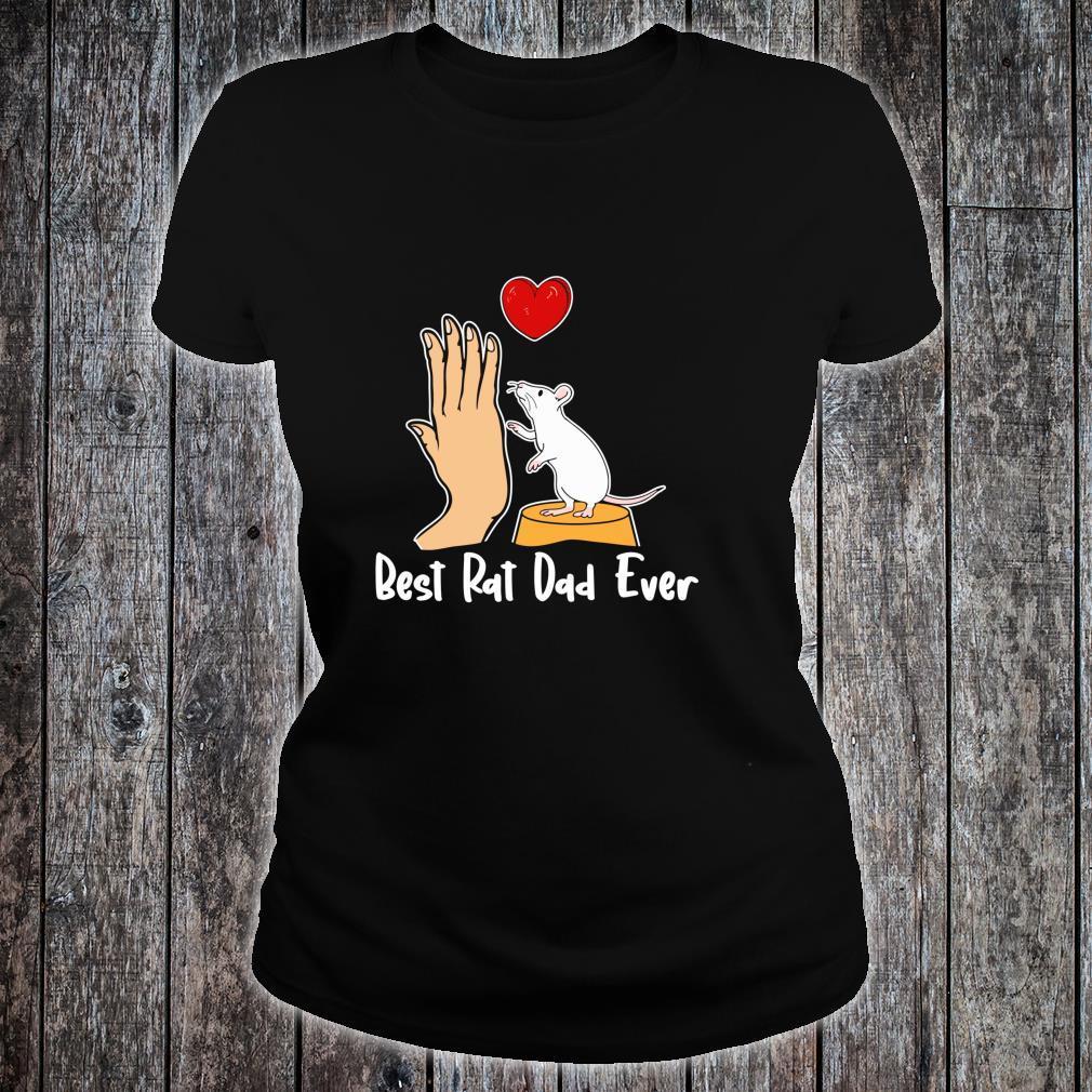 Best Rat Mom Ever Rat Mom Best Mom Mother's Day Shirt ladies tee