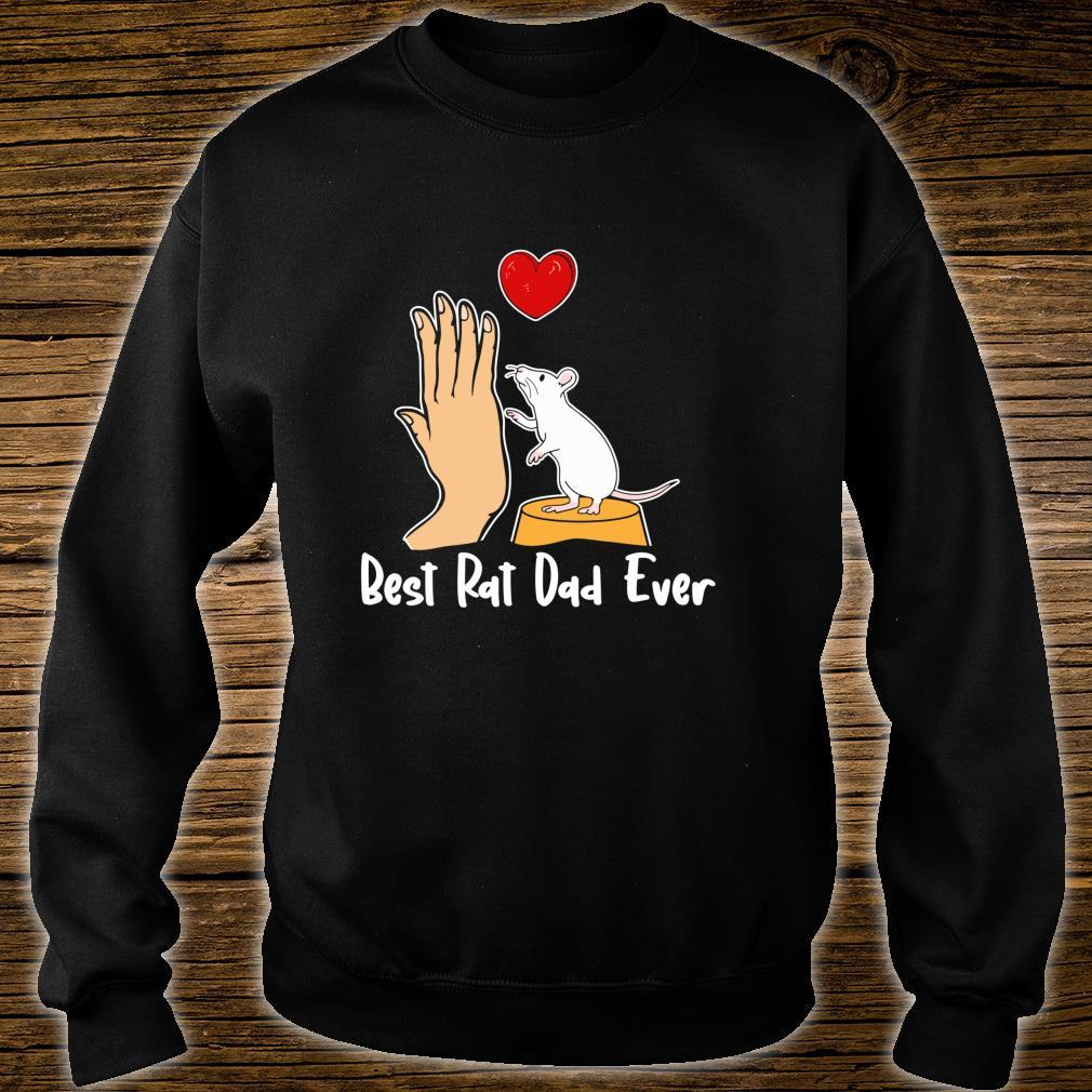 Best Rat Mom Ever Rat Mom Best Mom Mother's Day Shirt sweater