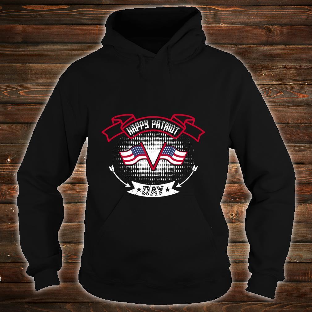Happy Patriot Day Shirt hoodie