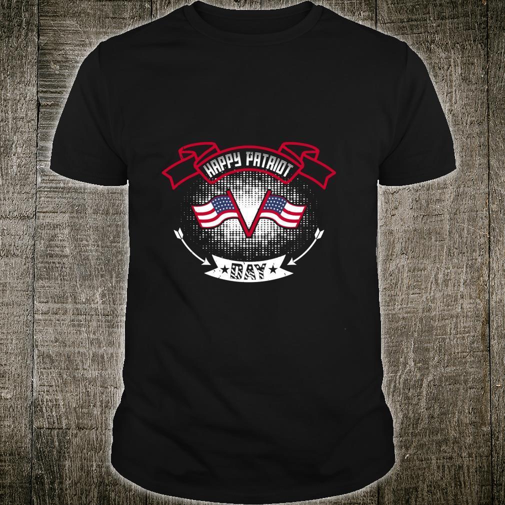 Happy Patriot Day Shirt